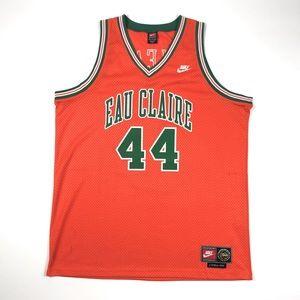 EAU Claire Jermaine O'Neal Nike VTG 1999 Jersey